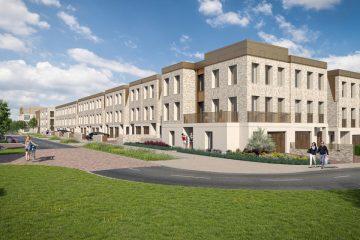 Joseph Homes brings contemporary Georgian style to Millbrook Park