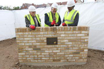 Construction Begins at No1 Millbrook