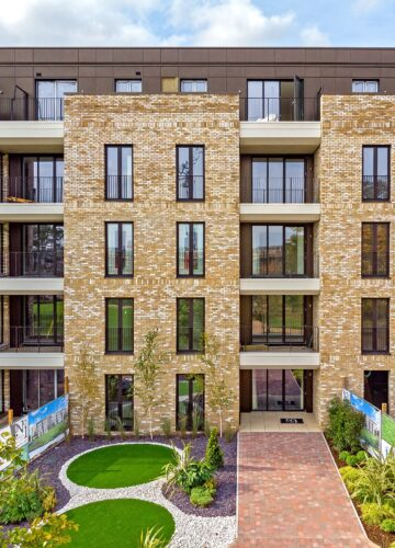 gallery - exterior apartments - no1 millbrook