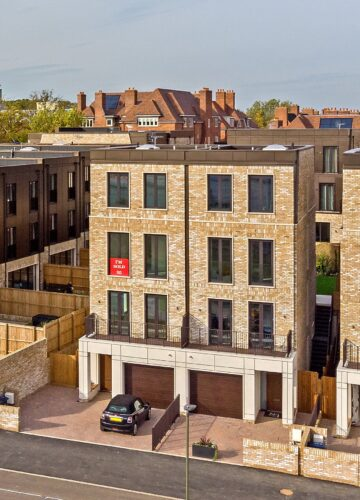 gallery - exterior townhouses - no1 millbrook